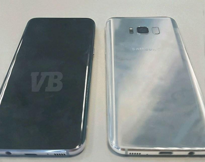 Samsung Galaxy S8 jednak ze złączem słuchawkowym? /VentureBeat /Internet