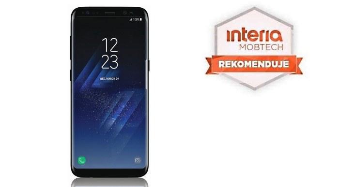 Samsung Galaxy S8+ otrzymuje REKOMENDACJĘ serwisu Interia Mobtech /INTERIA.PL