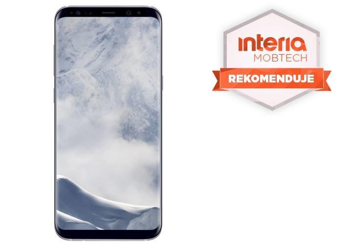 Samsung Galaxy S8 otrzymuje REKOMENDACJĘ serwisu Interia Mobtech /INTERIA.PL