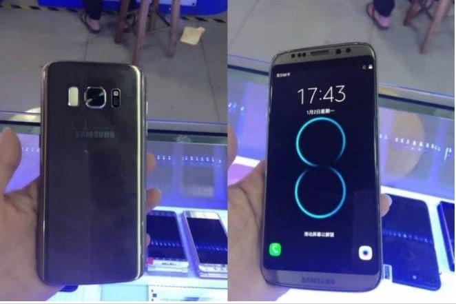 Samsung Galaxy S8 - podróbka /Twitter /Internet