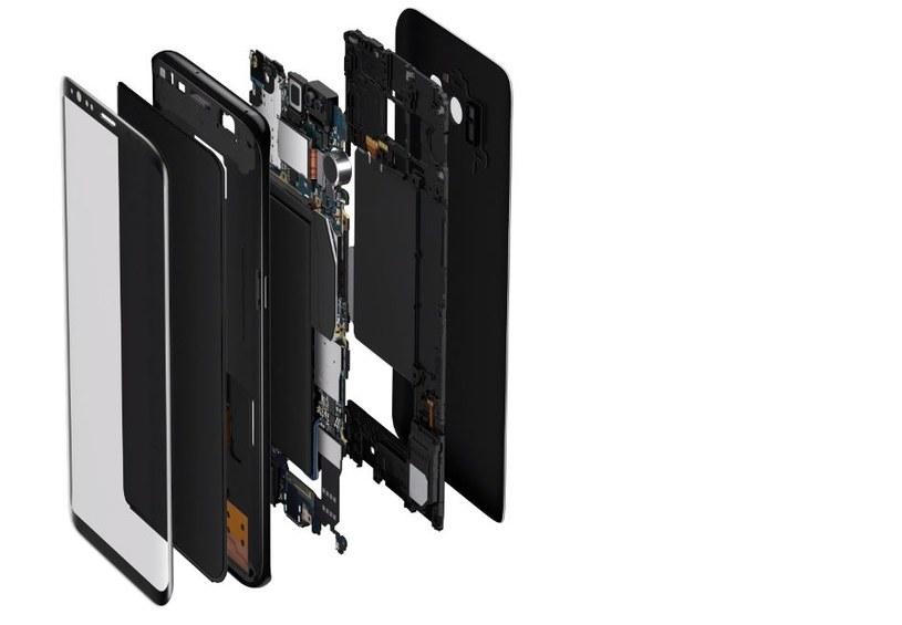 Samsung Galaxy S8 posiada pamięć UFS 2.0 i 2.1 /materiały prasowe