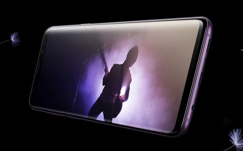 Samsung Galaxy S9 i S9+ będą obsługiwały rozszerzoną rzeczywistość /materiały prasowe