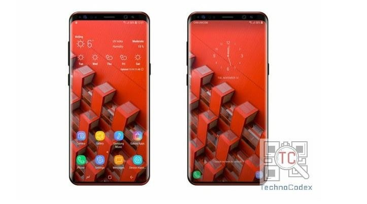Samsung Galaxy S9 /TechnoCodex /Internet