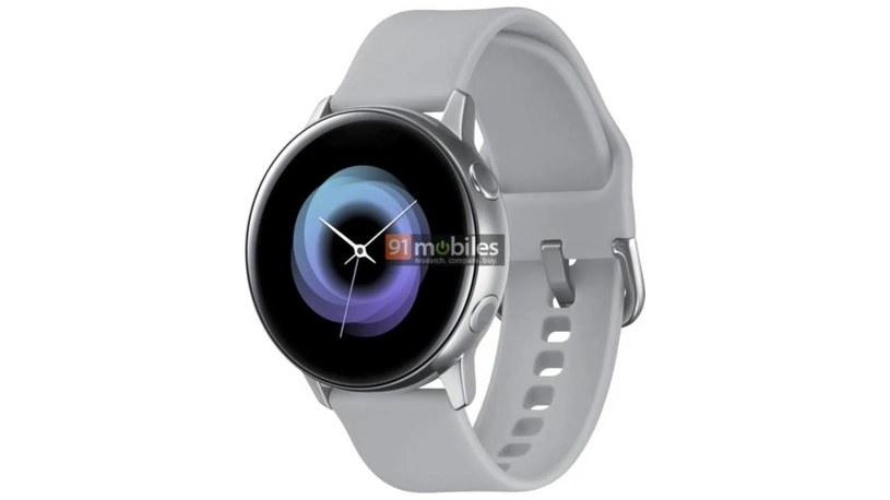 Samsung Galaxy Sport render / fot. 91Mobiles /materiał zewnętrzny