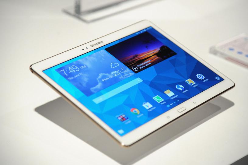 Samsung Galaxy Tab S /AFP