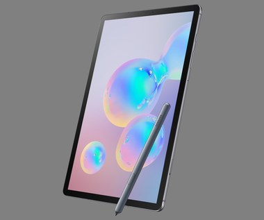 Samsung Galaxy Tab S6 – tablet o mocy PC dostępny w Polsce