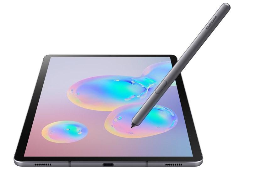 Samsung Galaxy Tab S6 /materiały prasowe