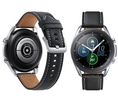 Samsung Galaxy Watch 3 pojawia się na renderach