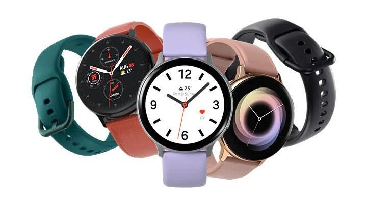 Samsung Galaxy Watch Active2 /materiały prasowe