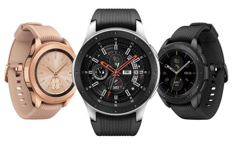 Samsung Galaxy Watch /materiały prasowe