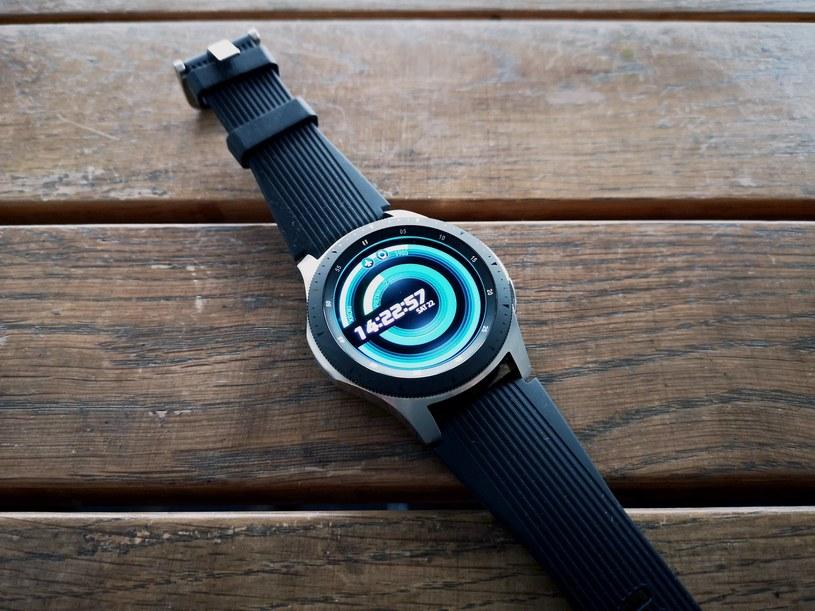 Samsung Galaxy Watch /INTERIA.PL