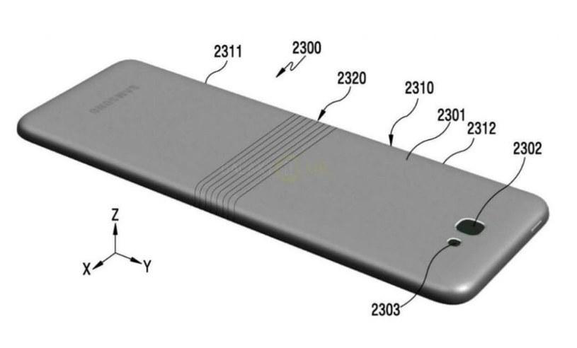 Samsung Galaxy X - tajemniczy projekt, który już niedługo może ujrzeć światło dzienne /GalaxyClub /Internet