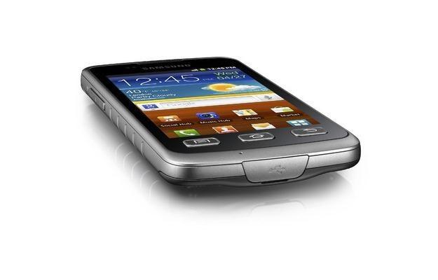 Samsung Galaxy Xcover /materiały prasowe