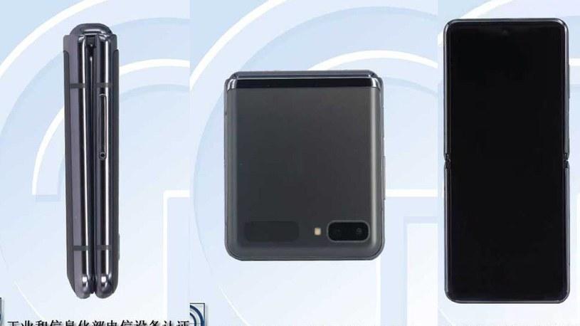 Samsung Galaxy Z Flip 5G / fot. SlashGear /materiał zewnętrzny