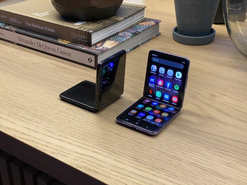 Samsung Galaxy Z Flip /INTERIA.PL