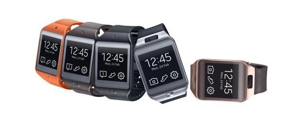 Samsung Gear 2 i Gear 2 Neo /materiały prasowe