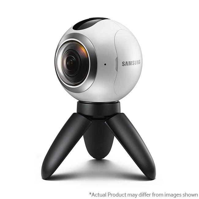 Samsung Gear 360 /materiały prasowe