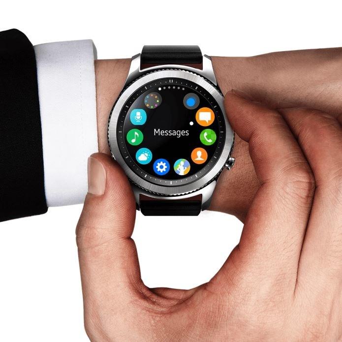 Samsung Gear S3 /materiały promocyjne