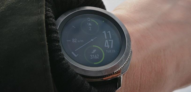 Samsung Gear Sport /INTERIA.PL