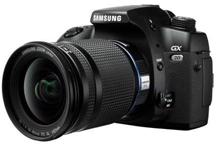 Samsung GX-20 /materiały prasowe