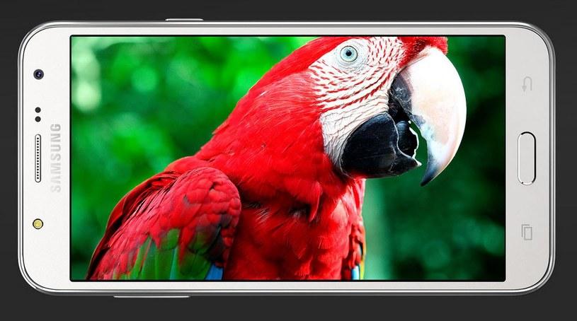 Samsung J5 /materiały prasowe