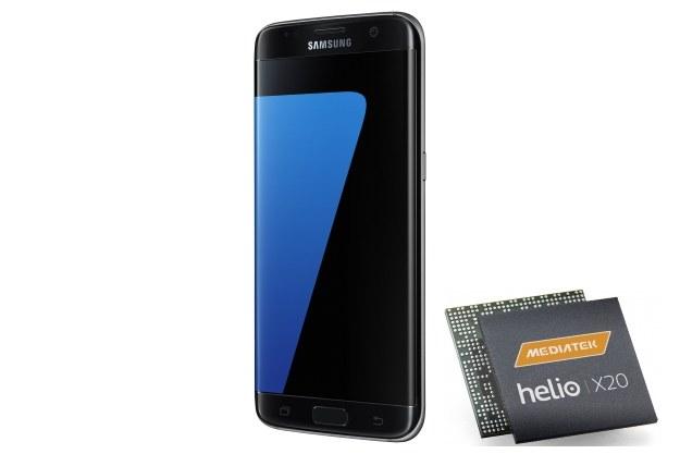 Samsung jednak z MediaTekiem? /materiały prasowe