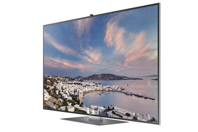 Samsung LED Smart TV F9000 /materiały prasowe