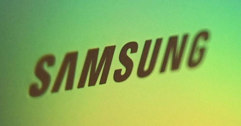Samsung logo /AFP