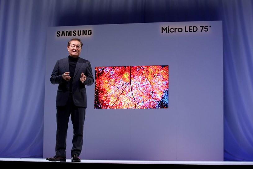 Samsung Micro LED /materiały prasowe