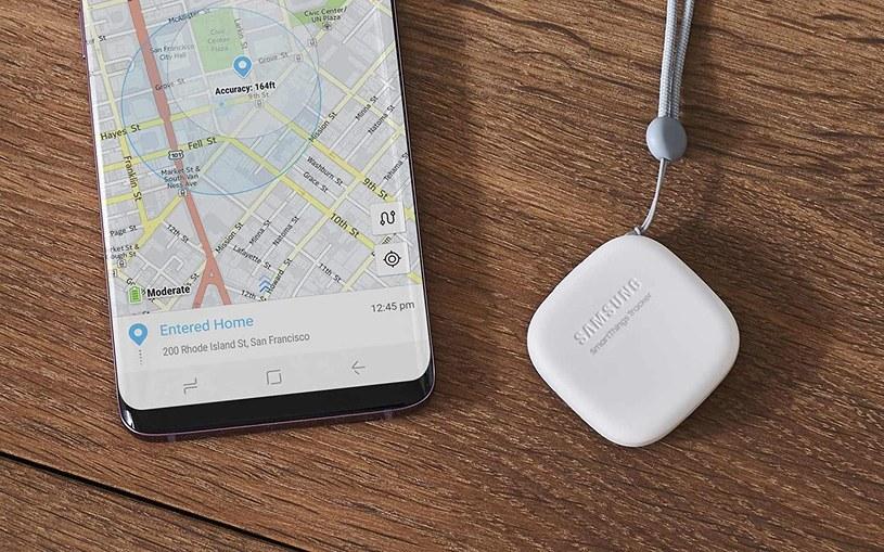 Samsung może przygotowywać nowe lokalizatory /materiały prasowe