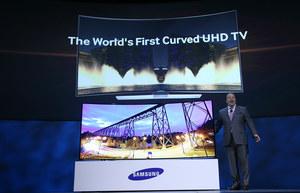 Samsung na CES 2014