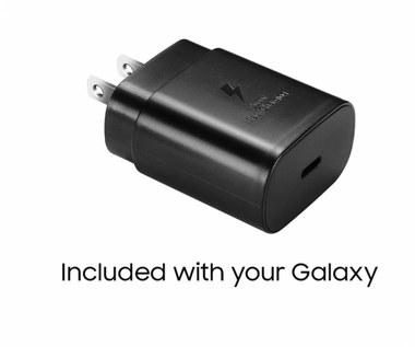 Samsung naśmiewa się z Apple i braku ładowarki w pudełku