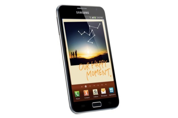 Samsung Note /Informacja prasowa