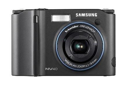 Samsung NV40 /HeiseOnline