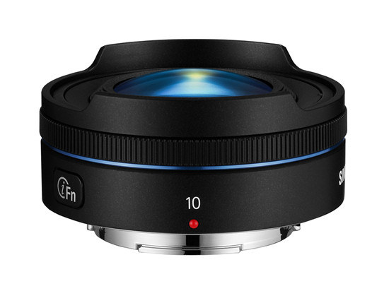 Samsung NX 10 mm f/3.5 /materiały prasowe
