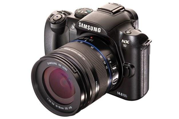 Samsung NX10 /materiały prasowe