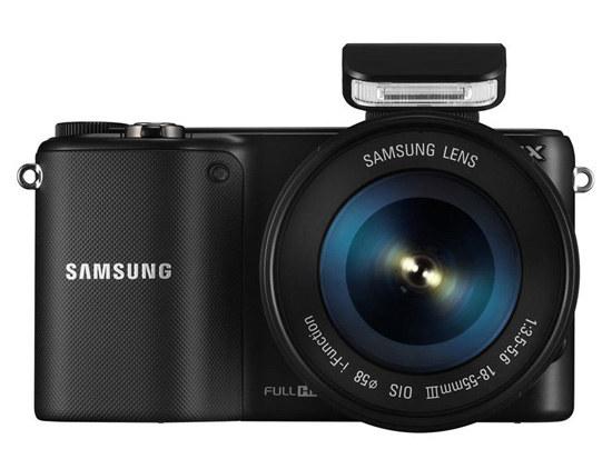 Samsung NX2000 /materiały prasowe