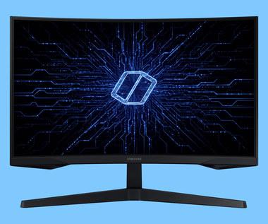 Samsung Odyssey G5 - zakrzywiony monitor dla graczy