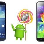 Samsung opóźnia aktualizację Lollipop dla Galaxy S4 i S5