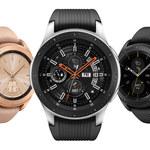 Samsung patentuje smartwatcha z czytnikiem linii papilarnych w ekranie