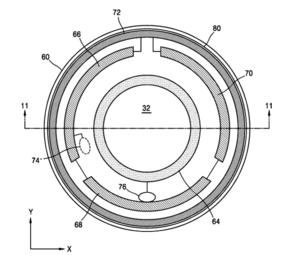 Samsung patentuje soczewki kontaktowe do rozszerzonej rzeczywistości