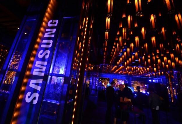 Samsung planuje budowę ekranu o rozdzielczości 3200 na 1800 pikseli /AFP