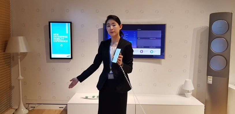 Samsung, podobnie jak każdy gigant technologii, wierzy w Internet Rzeczy /INTERIA.PL