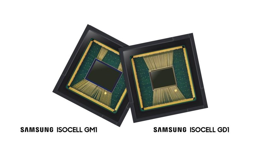 Samsung pokazał nowe sensory fotograficzne /materiały prasowe