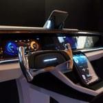 Samsung pokazał samochodowy kokpit przyszłości