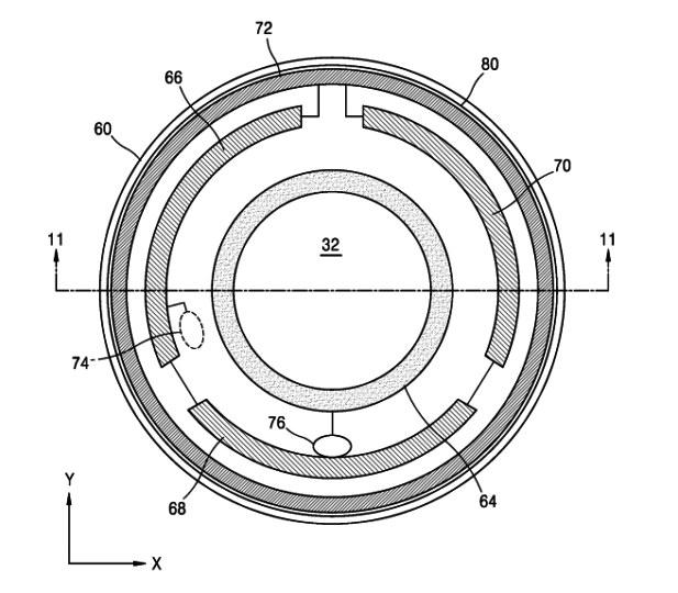Samsung pracuje nad inteligentnymi soczewkami kontaktowymi /materiały prasowe