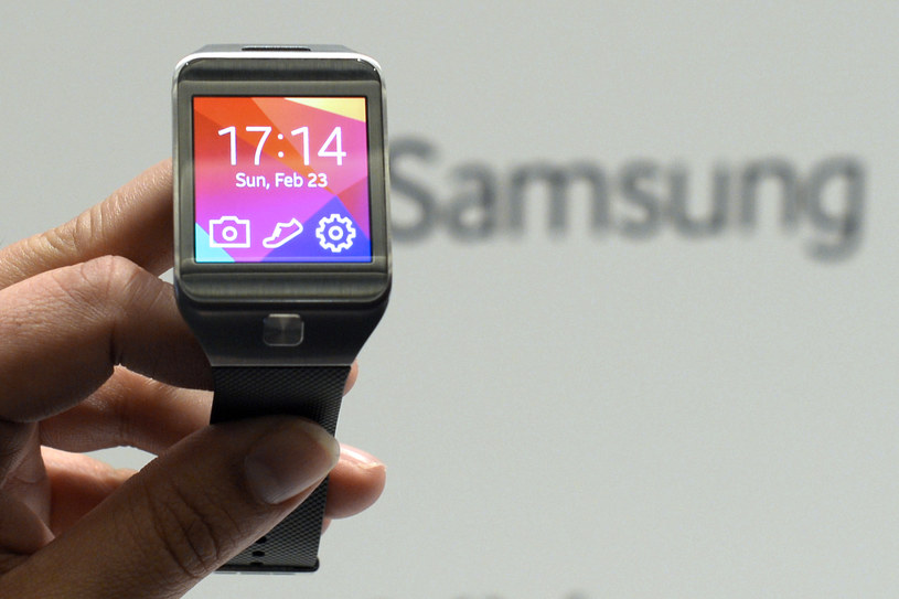 Samsung pracuje nad smartwatchem, który bedzie działał bez smartfona. /AFP