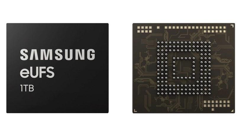 Samsung prezentuje nowe pamięci do smartfonów /materiały prasowe