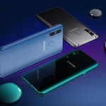 Samsung prezentuje smartfona z ekranem Infinity-O