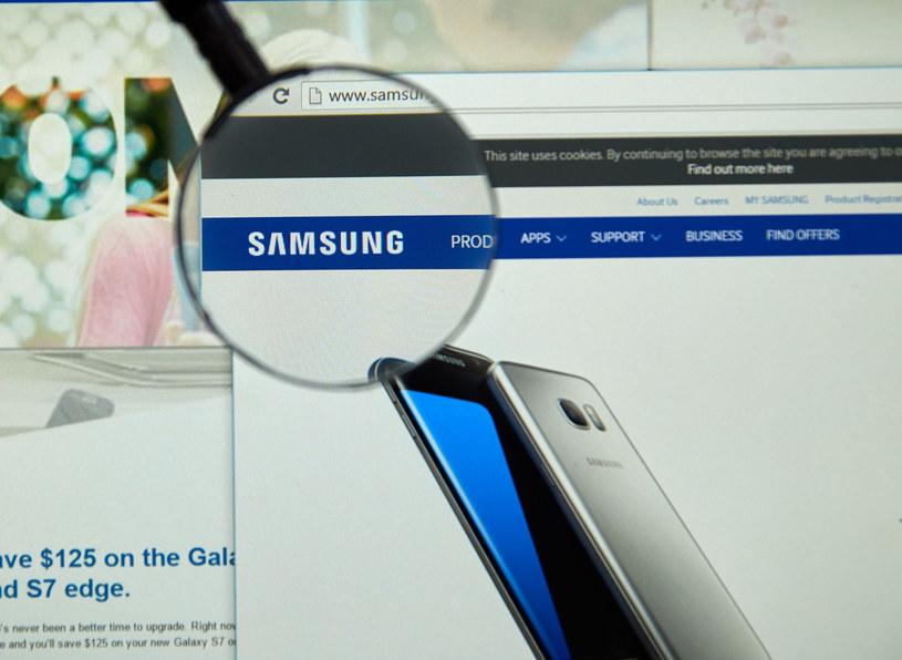 Samsung przechodzi trudny okres /123RF/PICSEL